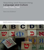 Teaching and Researching: Language and Culture: Edition 2
