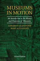 Museums in Motion PDF