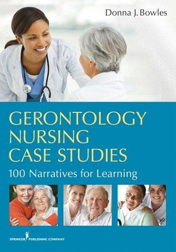 Gerontology Nursing Case Studies PDF