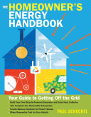 The Homeowner's Energy Handbook