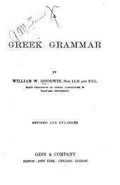 A Greek Grammar