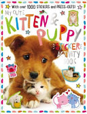 Sticker Activity Book My Kitten and Puppy PDF