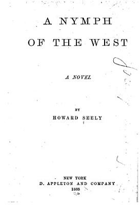 A Nymph of the West PDF