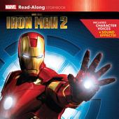 Iron Man 2 Read-Along Storybook