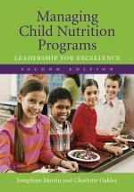 Managing Child Nutrition Programs
