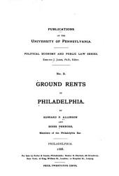 Ground Rents in Philadelphia
