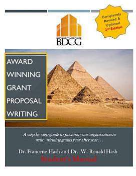 Award Winning Grant Proposal Writing Second Edition PDF