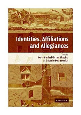 Identities  Affiliations  and Allegiances PDF