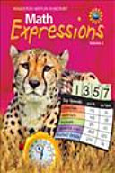 Math Expressions  Grade 5 Student Activity Book Consumable PDF