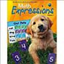 Math Expressions  Grade K Student Activity Book Consumable PDF