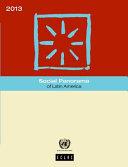 Social Panorama of Latin America 2013 PDF