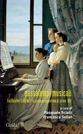 Passatempi musicali: Guillaume Cottrau e la canzone napoletana di primo '800