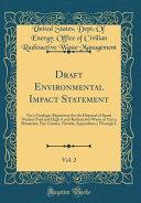 Draft Environmental Impact Statement  Vol  2 PDF