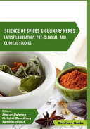 Science of Spices and Culinary Herbs Volume 2