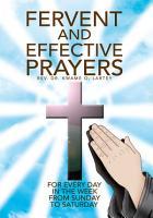 Fervent and Effective Prayers PDF