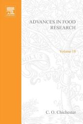 Advances in Food Research: Volume 18