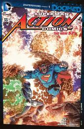 Action Comics (2011- ) #33