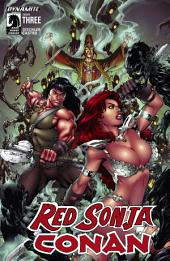 Red Sonja / Conan #3