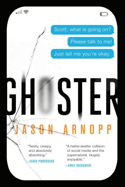 Download Ghoster Book