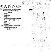 Annotationes Ioan. Bugenhagii Pomerani in decem epistolas Pauli ...