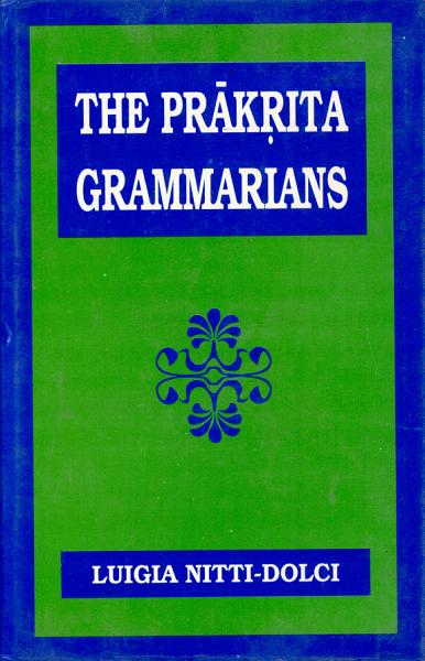 Download The Pr  k   ita Grammarians Book