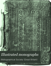 Illustrated Monographs: Issues 10-12
