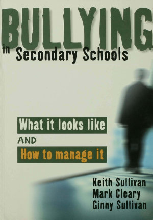 Bullying in Secondary Schools PDF