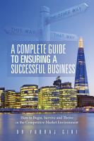 A Complete Guide to Ensuring a Successful Business PDF