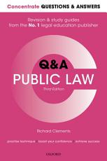 Concentrate Questions and Answers Public Law PDF