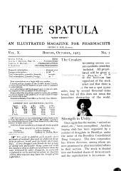 The Spatula: Volume 10