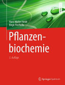 Pflanzenbiochemie PDF