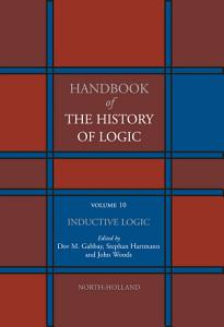 Handbook of the History of Logic  Inductive logic