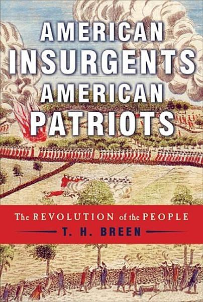 Download American Insurgents  American Patriots Book