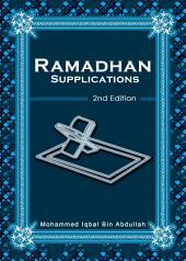 Ramadhan Supplications