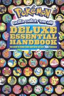 Pokemon Deluxe Essential Handbook Book