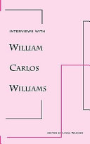 Interviews with William Carlos Williams
