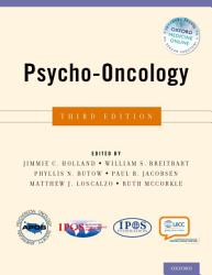 Psycho Oncology Book PDF