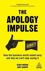 The Apology Impulse