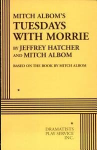 Mitch Albom s Tuesdays with Morrie Book