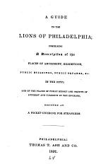 A Guide to the Lions of Philadelphia