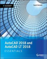 AutoCAD 2018 and AutoCAD LT 2018 Essentials PDF