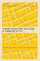 Toward Equity and Inclusion in Canadian Cities PDF