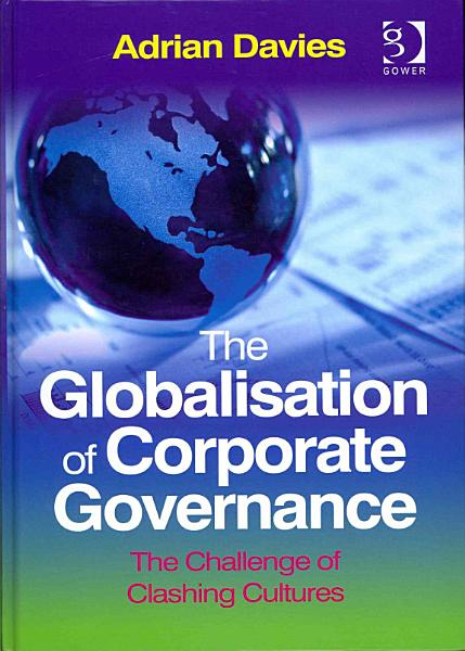 The Globalisation of Corporate Governance PDF