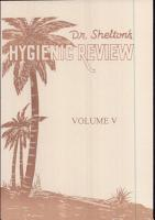Hygienic Review PDF