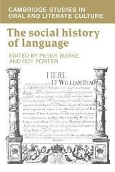 The Social History of Language PDF