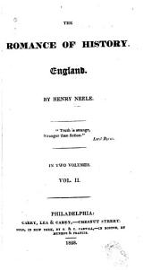 The Romance of History: England, Volume 2