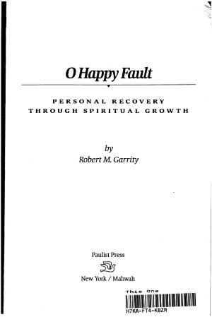 O Happy Fault