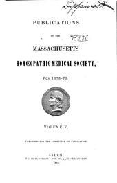 Proceedings: Volume 5