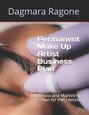 Permanent Make Up Artist Business Plan PDF