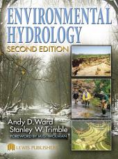 Environmental Hydrology, Second Edition: Edition 2